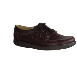 JACOFORM 332 Bordeaux (rot) - Bequemschuh