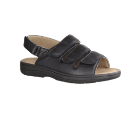 Slowlies 230 Schwarz - Sandale