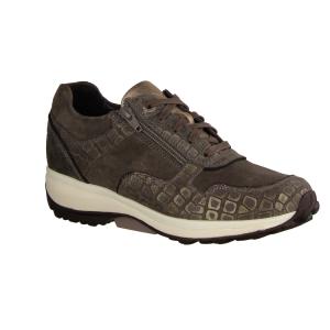 Ecco Biom Fjuel 8375330237 Warm Grey (grau) - sportlicher Schnürschuh
