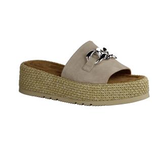 Gabor Comfort 26910-95 Rollingsoft Muschel (beige) - Pantolette