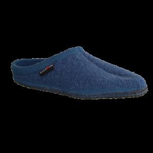 Haflinger 731023-36 Green (grün) - Hüttenschuh (grün)