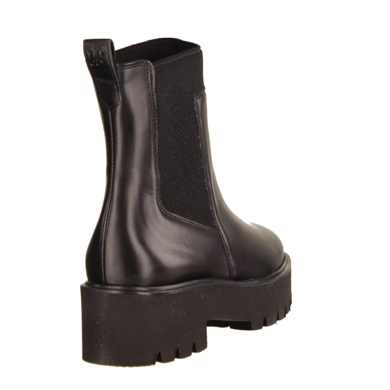 Yarra 0529-11002 Black (schwarz) - ungefütterte Stiefelette