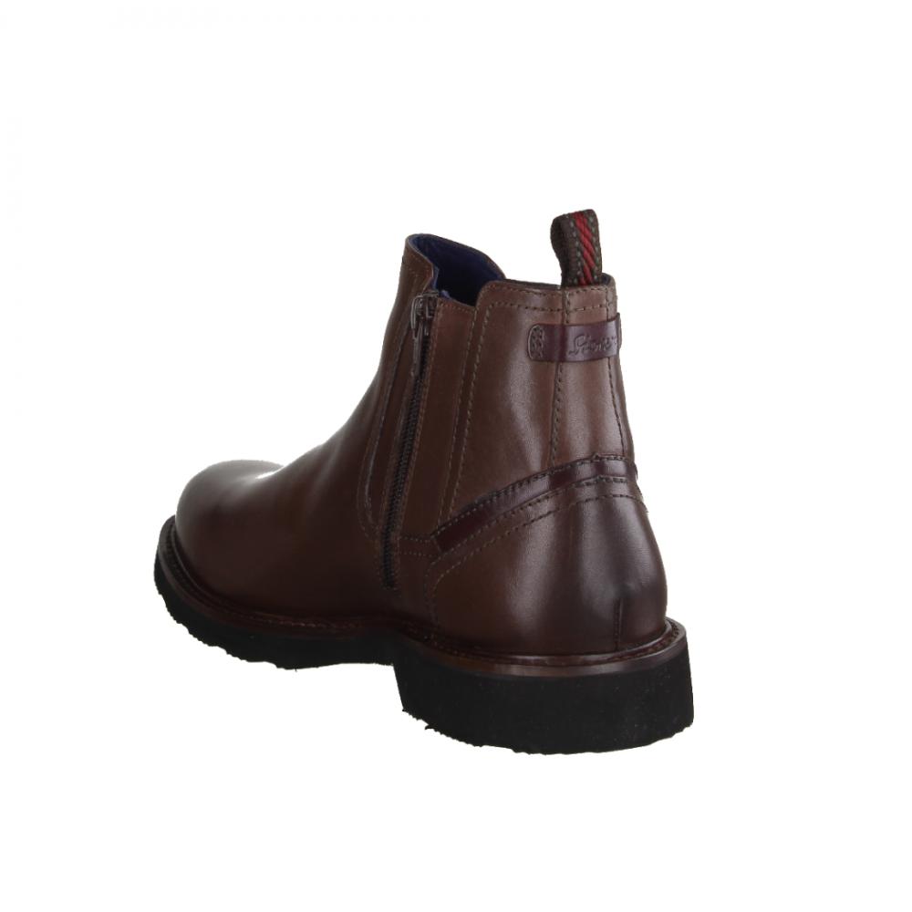 Clarks Trace Explore Tan (Braun) ungefütterter Stiefel