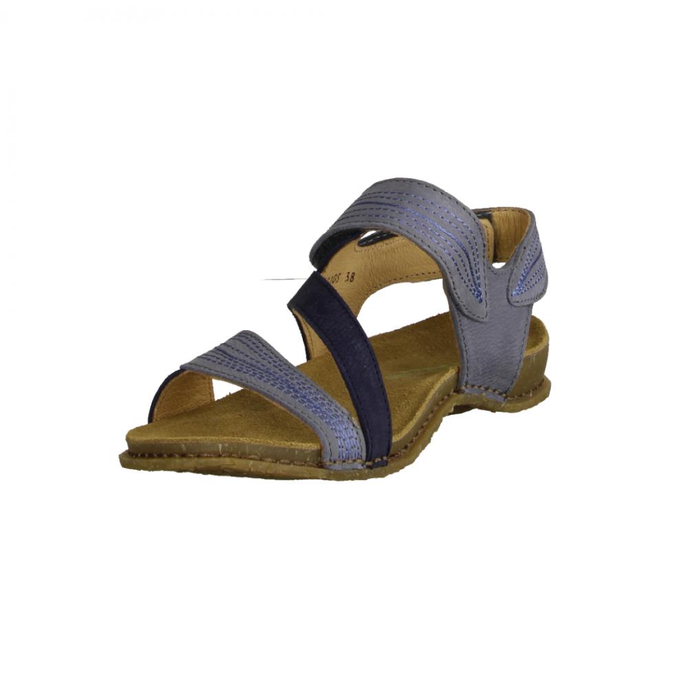 Rieker Damenschuhe sportliche Trekking Sandalen Sandaletten