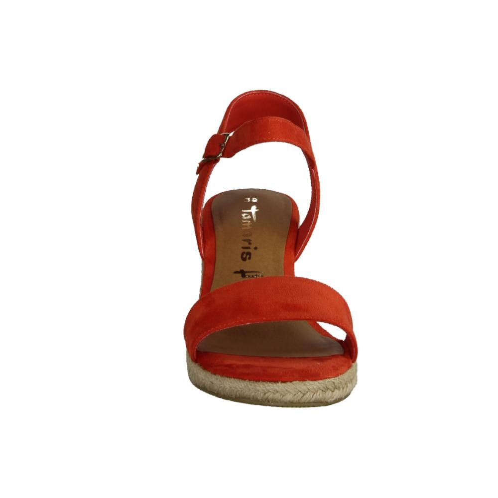 Paul 014 Elegante rot Green 7498 Redpink Sandale SUqVpzMG