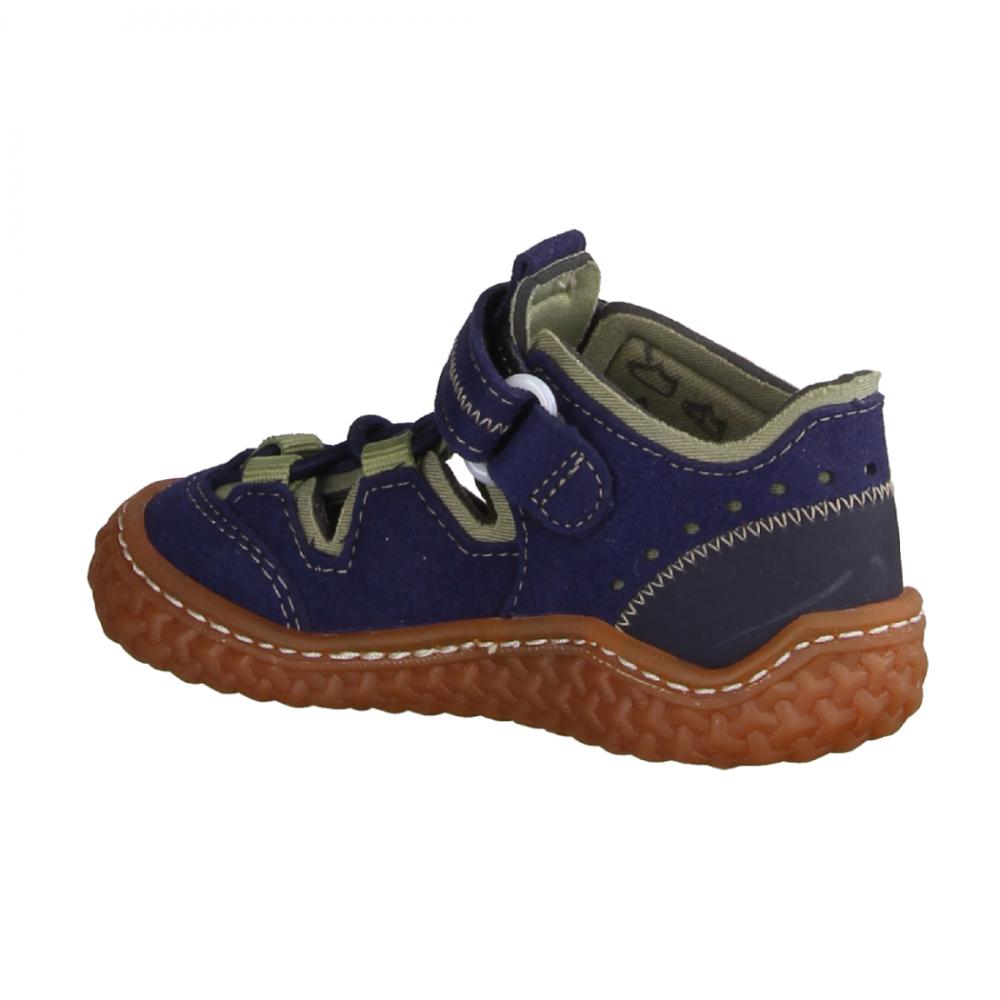 Superfit Freddy 00140 81,Blau Ocean Kombi Sandale für Jungen Baby