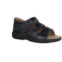 Slowlies 235 Schwarz - Sandale
