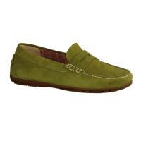 Paul Green 2375-052 Oliv (grün) - Slipper