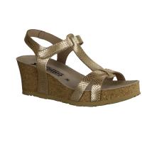 Laura Vita Focugereso Gris - elegante Sandale