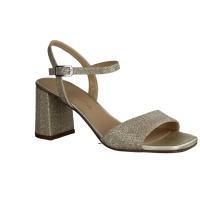 Laura Vita Ficdjio 05,Rot Rouge - elegante Sandale