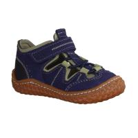Superfit Freddy 00140-81,Blau Ocean Kombi - Sandale für Jungen Baby