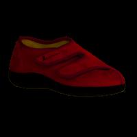 Liromed 476-3012 Bordo (rot) - geschlossener Hausschuh