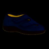 Liromed 476-3010 Marine (blau) - geschlossener Hausschuh